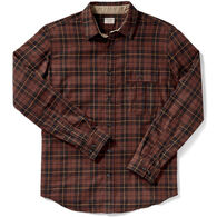 Filson Men's Rustic Oxford Long-Sleeve Shirt
