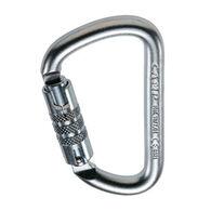 CAMP Steel D Twist Lock Carabiner