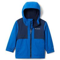 Columbia Toddler Boy's Rainy Trails Fleece Lined Jacket