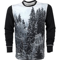 Ski The East Men's Timber Baselayer Long-Sleeve Top