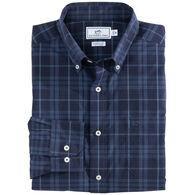 Southern Tide Men's Mainmast Plaid Button Down Long-Sleeve Shirt