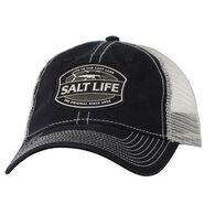 Salt Life Men's Life In The Cast Lane Mesh Back Hat