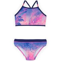 Noruk Girl's Maillots Bikini Two-Piece Swimsuit