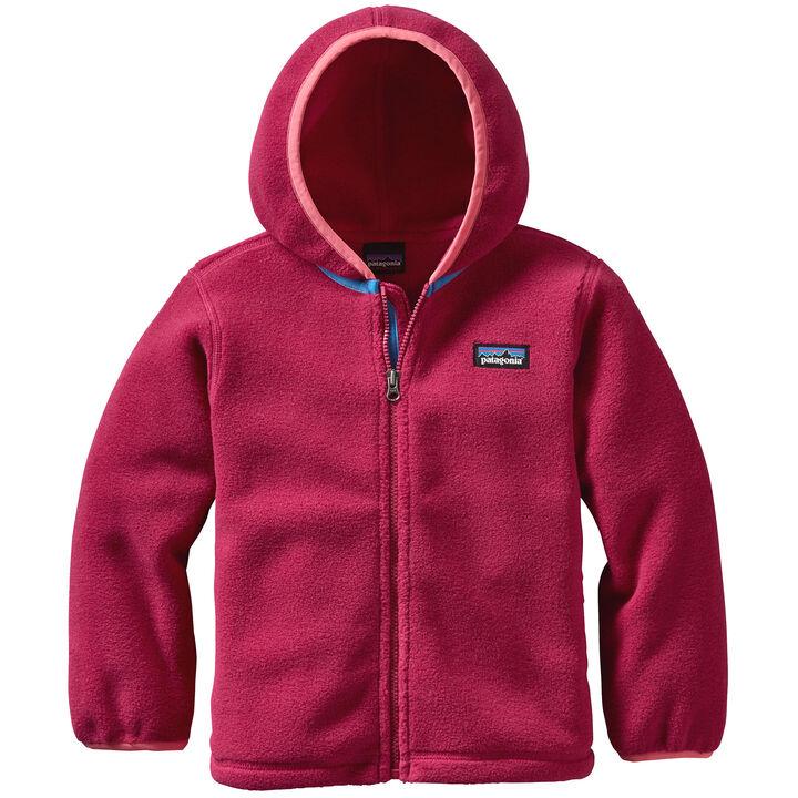 Patagonia Toddler Girl S Synchilla Fleece Cardigan Jacket