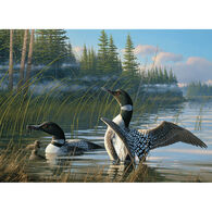 Outset Media Jigsaw Puzzle - Common Loons