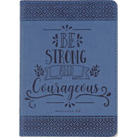Be Strong & Courageous Artisan Journal by Peter Pauper Press