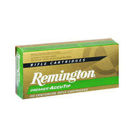 Remington Premier AccuTip 300 AAC Blackout 125 Grain MatchKing Flat Base Rifle Ammo (20)