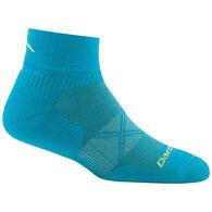 Darn Tough Vermont Men's Vertex Coolmax Ultra-Light Cushion 1/4 Sock