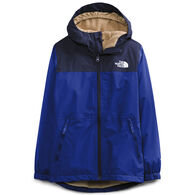 The North Face Boy's Warm Storm Rain Jacket