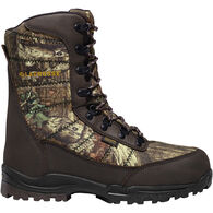 "LaCrosse Men's 8"" Silencer Insulated Hunting Boot, 800g"