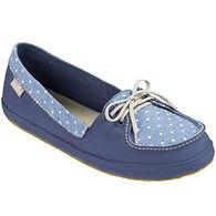 Sanuk Women's Drop It Like It's Yacht Boat Shoe