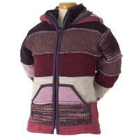 Laundromat Girls' Patches Sweater