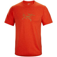 Arc'teryx Men's Cormac Logo Short-Sleeve T-Shirt