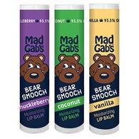 Mad Gab's Bear Smooch 3-Piece Lip Balm Gift Set