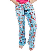 Candy Pink Girl's Gingerbread House Pajama Pant