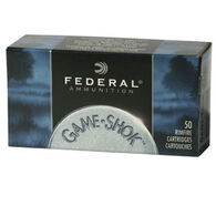 Federal Game-Shok 22 LR 38 Grain CPHP Rimfire Ammo (50)