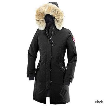 Canada goose women's kinley parka mantel