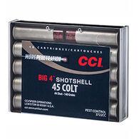 CCI Big 4 45 Colt 140 Grain #4 Handgun Shotshell (10)