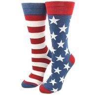 Sock Harbor / Ocean Beach Women's Vintage USA Crew Sock