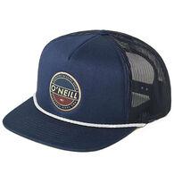 O'Neill Men's Brown Trucker Hat