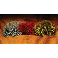 Hareline Strung Guinea Feathers Fly Tying Material