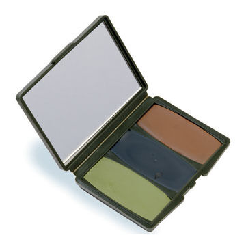 Hunters Specialties 3 Color Camo-Compact Make-Up Kit