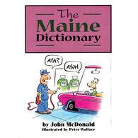 The Maine Dictionary by John McDonald