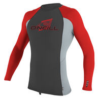 O'Neill Youth Premium Skins Long-Sleeve Rashguard Top