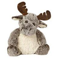 """Aurora Milo Moose 12"""" Plush Stuffed Animal"""