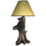 Rivers Edge Design Bear Table Lamp