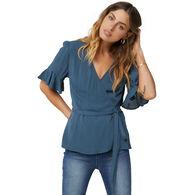 O'Neill Women's Sarita Short-Sleeve Top