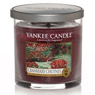 Yankee Candle Small Tumbler Candle - Cranberry Chutney
