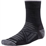 SmartWool Men's PhD Outdoor Light Mid Crew Sock