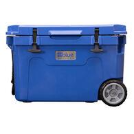 Blue Ice Vault 55 Quart Wheeled Cooler