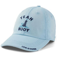 Life is Good Men's Yeah Buoy Sunwashed Chill Cap