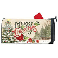MailWraps Decorate the Tree Magnetic Mailbox Cover