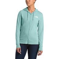 The North Face Women's Milvia Tri-Blend Full Zip Hoodie