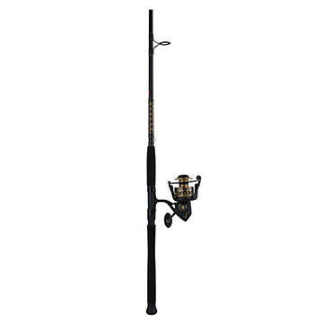 Penn Battle II Saltwater Spinning Combo
