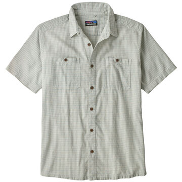 Patagonia Mens Back Step Short-Sleeve Shirt