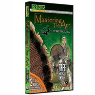 Primos Master The Art of Turkey Hunting DVD