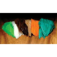 """Hareline Strung Chinese 5-7"""" Strung Saddle Fly Tying Material"""