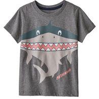 Patagonia Infant/Toddler Baby Graphic Organic Cotton Short-Sleeve T-Shirt
