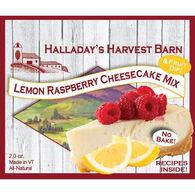 Halladay's Harvest Barn Lemon Raspberry Cheesecake Mix