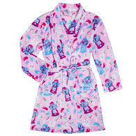 Candy Pink Girls' Gumball Robe