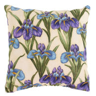 "Maine Balsam Fir 4"" x 4"" Iris Balsam Pillow"
