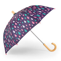 Hatley Girls' Stormy Days Umbrella