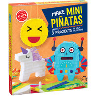 Klutz Make Mini Piñatas Craft Kit by The Editors of Klutz
