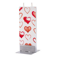Flatyz Candle - Hearts