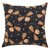 "Moosehead Balsam Fir 5"" x 5"" Moose On The Loose Balsam Pillow"