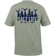 Salt Life Men's 5 O'Clock Somewhere Short-Sleeve T-Shirt